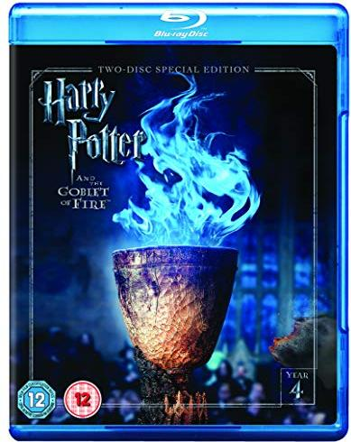 Harry Potter And The Goblet Of Fire (Blu-ray) (UK) -- via Amazon Partnerprogramm
