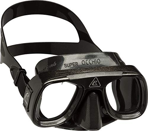 Cressi-Sub Superocchio diving mask