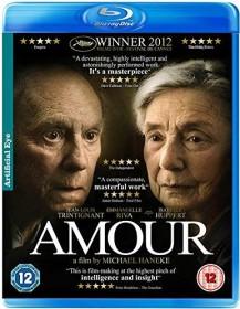 Amour (Blu-ray) (UK)