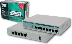 Digitus  DN-8007C, 5-port