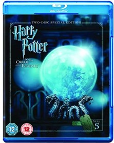 Harry Potter And The Order Of The Phoenix (Blu-ray) (UK)