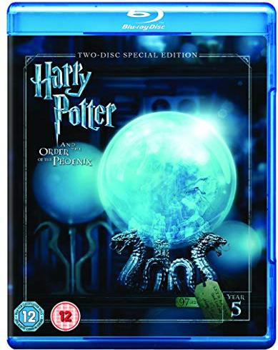 Harry Potter And The Order Of The Phoenix (Blu-ray) (UK) -- via Amazon Partnerprogramm