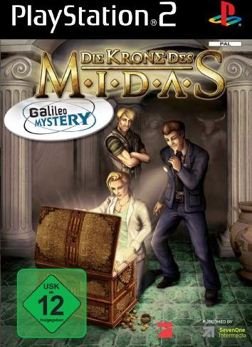 Galileo Mystery - Die Krone des Midas (deutsch) (PS2) -- via Amazon Partnerprogramm