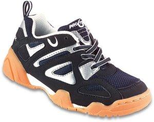 Pro Touch Unisex-Kinder Courtplayer Klett Multisport Indoor Schuhe