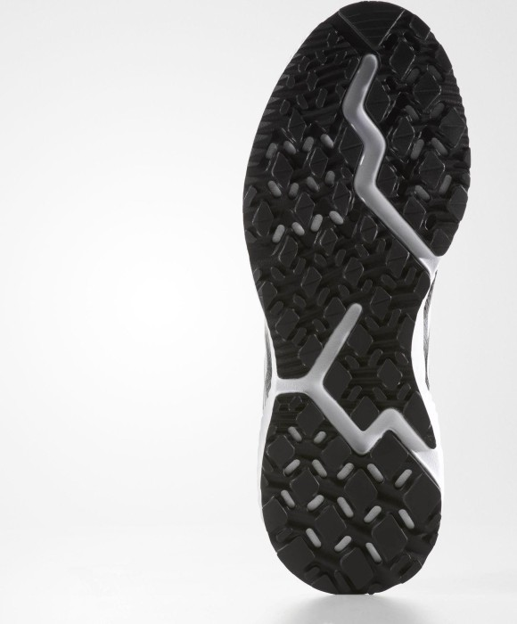 uk availability b0f79 8bc4b adidas Aerobounce core blackfootwear white (Herren) (BW0285)