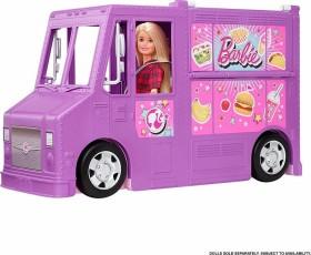 Mattel Barbie Fresh 'N' Fun Food Truck Playset (GMW07)