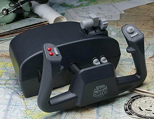 CH Products Flight Sim Yoke, USB (PC) -- via Amazon Partnerprogramm