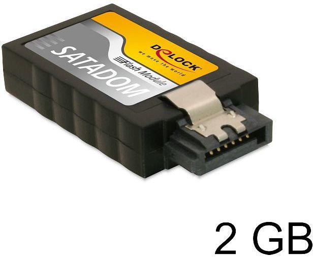 DeLOCK SATA vertical 2GB, SATA (54351)