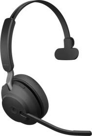Jabra Evolve2 65 - USB-A UC Mono schwarz (26599-889-999)