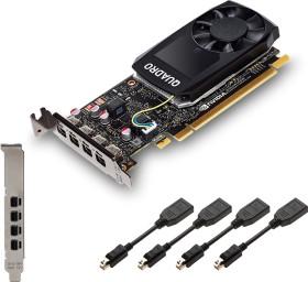 HP NVIDIA Quadro P1000, 4GB GDDR5 (1ME01AA/1ME01AT/R3K70C)