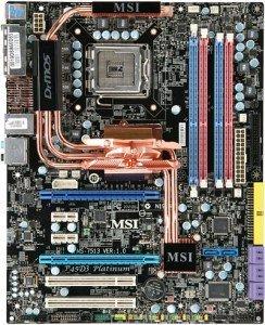 MSI P45D3 Platinum (7513-010R)