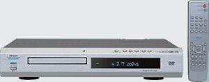 Denon DVD-770SD srebrny