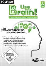 Use your brain! Training für die grauen Zellen (PC)