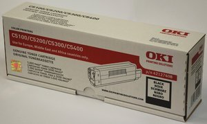 OKI 42127408 Toner black -- via Amazon Partnerprogramm