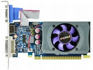 Sparkle GeForce GT 430, 1GB DDR3 128-bit, VGA, DVI, HDMI (SX4301024S3NM)