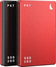 "Angelbird SSD2go PKT MK2 portable SSD rot 2TB, 2.5"", USB-C 3.1 (PKTU31MK2-2000EK)"