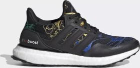 adidas Ultra Boost 20 core black/blue (Junior) (FX0227)