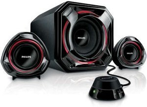 Philips SPA5300, 2.1 System