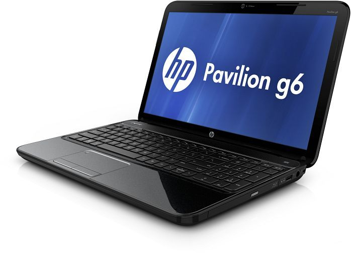 on hp pavilion