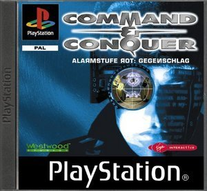 Command & Conquer - Alarmstufe Rot - Gegenschlag (PS1)