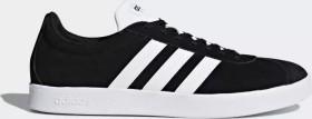 adidas VL Court 2.0 core black/cloud white (Herren) (DA9853)