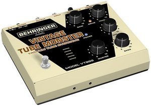 Behringer VT999 Vintage Overdrive Effect pedal -- © Copyright 200x, Behringer International GmbH