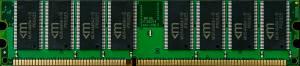 Mushkin Essentials DIMM Kit 2GB, DDR-400, CL3-3-3-8 (991373)