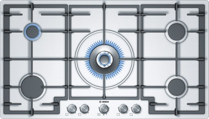 Bosch PCR915B91E gas hob -- via Amazon Partnerprogramm