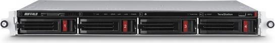 Buffalo TeraStation 3410RN 4TB, 2x Gb LAN, 1HE (TS3410RN0404)