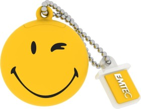 Emtec SW100 Smiley World Take it easy 8GB, USB-A 2.0 (ECMMD8GSW100)