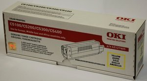OKI 42127405 Toner gelb -- via Amazon Partnerprogramm