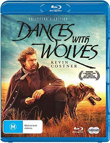 Dances With Wolves (Blu-ray) (UK) -- via Amazon Partnerprogramm