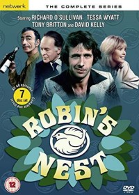 Robin's Nest Box (Season 1-6) (DVD) (UK)