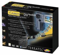 TerraTec VideoSystem Cameo 200 DV mobile, with FireWire PCMCIA card