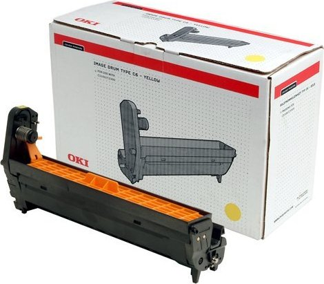 OKI 42126605 Trommel gelb -- via Amazon Partnerprogramm