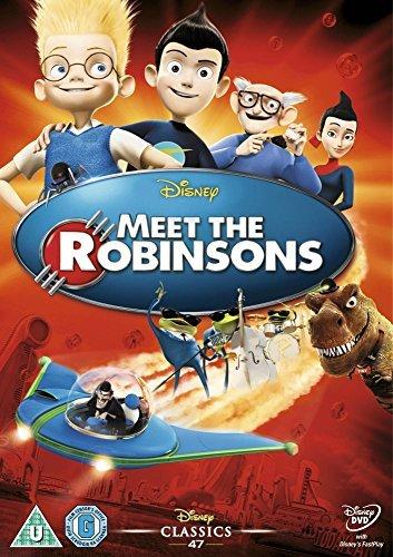 Meet The Robinsons (UK) -- via Amazon Partnerprogramm
