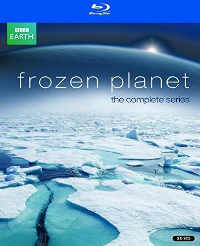Frozen Planet - The Complete Series (Blu-ray) (UK) -- via Amazon Partnerprogramm