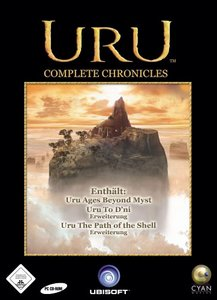 URU - The Complete Chronicles (niemiecki) (PC)