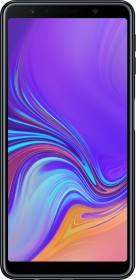 Samsung Galaxy A7 (2018) Duos A750FN/DS schwarz