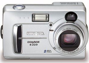 Konica Minolta Dimâge E223 (2727101)
