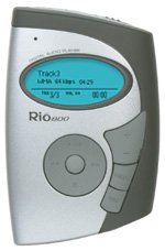 Diamond/SONICblue Rio PMP800, 128MB