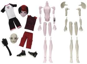 Mattel Monster High Create-A-Monster Gargoyle & Vampire Starter Pack (X3725)