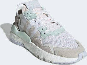 adidas Nite Jogger cloud white/ice mint/aero blue (Damen) (EG9197)