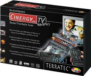 TerraTec Cinergy  600 TV Radio (6010)