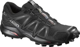 Salomon Speedcross 4 black/black metallic (Damen) (383097)