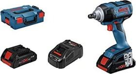 Bosch Professional GDS 18V-300 Akku-Schlagschrauber inkl. L-Boxx + 2 Akkus 4.0Ah (06019D8202)