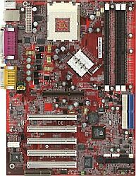 MSI MS-6373N K7N415 Pro, nForce 420, Dolby 5.1, LAN (DDR)
