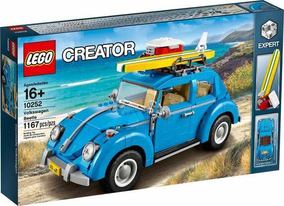 LEGO Creator Expert - Volkswagen Beetle (10252)