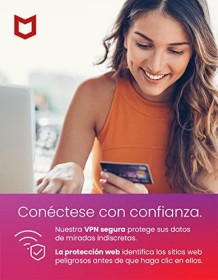 McAfee Total Protection 2020, 10 User, PKC (multilingual) (Multi-Device)