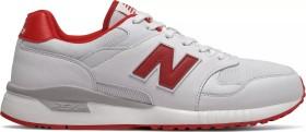 New Balance 570 weiß/rot (Herren) (ML570BNG)